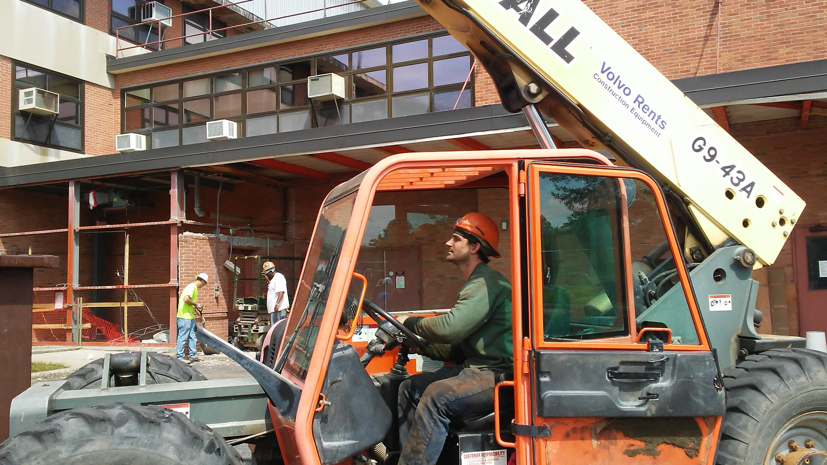 Services T Bell Construction Corporation